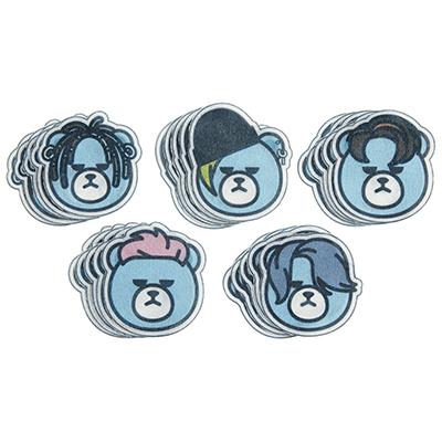 KRUNK X BIGBANG ポイントシートパック(スタンド付/全5種)
