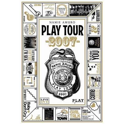 namie amuro PLAY tour 2007【通常盤】