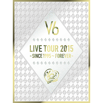 LIVE TOUR 2015 -SINCE 1995~FOREVER-【初回生産限定盤A】(4枚組DVD)