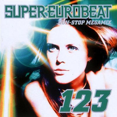 SUPER EUROBEAT VOL.123 NON-STOP MEGAMIX