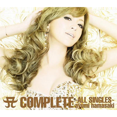 A COMPLETE ~ALL SINGLES~【通常盤】