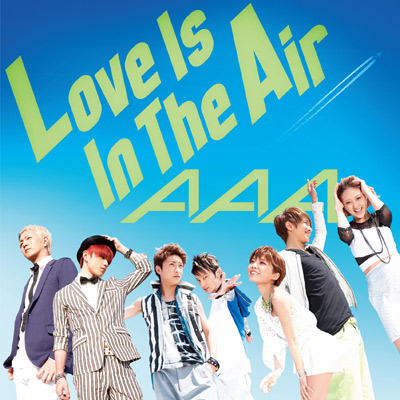 Love Is In The Air【通常盤】(CD)