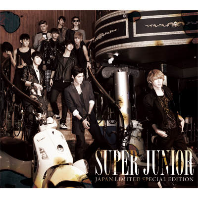 SUPER JUNIOR JAPAN LIMITED SPECIAL EDITION-SUPER SHOW3 開催記念盤-【通常盤】