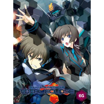 トータル・イクリプス 第5巻 初回限定盤【Blu-ray】