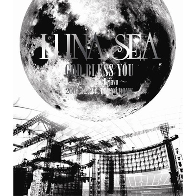 LUNA SEA GOD BLESS YOU~One Night Dejavu~2007.12.24 TOKYO DOME