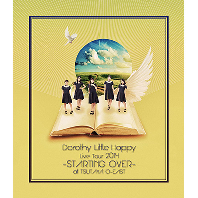 Dorothy Little Happy Live Tour 2014 ~STARTING OVER~ at TSUTAYA O-EAST(Blu-ray Disc)