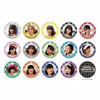 <avex mu-mo> a-nation16 SUPER☆GiRLS 缶バッチ 15種(肖像14種/ロゴ1種)画像