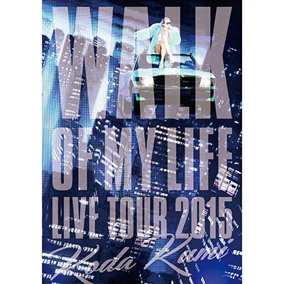 Koda Kumi 15th Anniversary Live Tour 2015~WALK OF MY LIFE~【2枚組DVD】