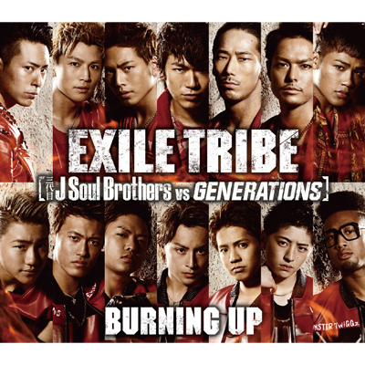 BURNING UP【ワンコインシングル】