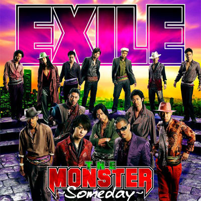 THE MONSTER ~Someday~【通常盤】