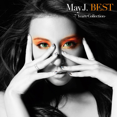 May J. BEST - 7 Years Collection -【CD+DVD】