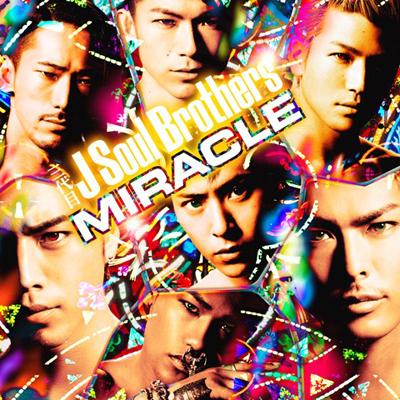 MIRACLE【CDアルバム】(通常盤)