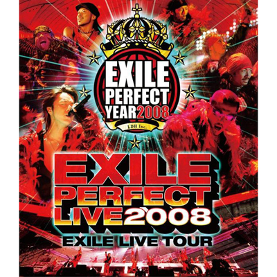 EXILE LIVE TOUR �gEXILE PERFECT LIVE 2008�h