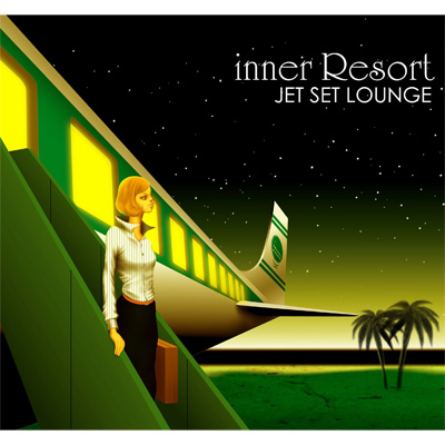 inner Resort JET SET LOUNGE