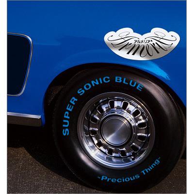 SUPER SONIC BLUE~Precious Thing~