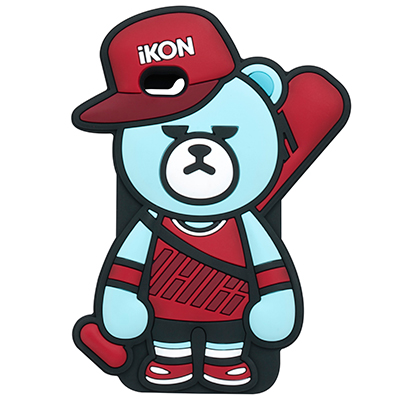 KRUNK×iKON iPhone6/6s シリコンケース