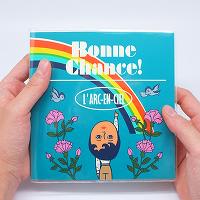 <avex mu-mo> BONNE CHANCE SIMPLE PLANNER RAINBOW画像