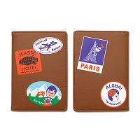 <avex mu-mo> AURORE  LABEL PASSPORT CASE Ver.4画像