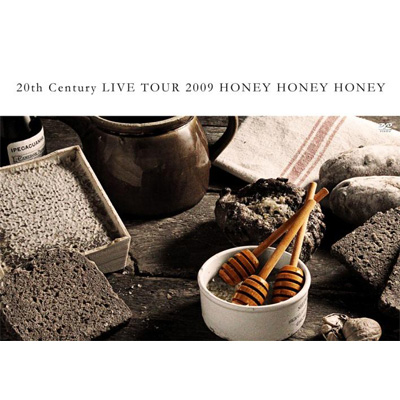 20th Century LIVE TOUR 2009 HONEY HONEY HONEY/We are Coming Century Boys LIVE Tour 2009【通常盤】