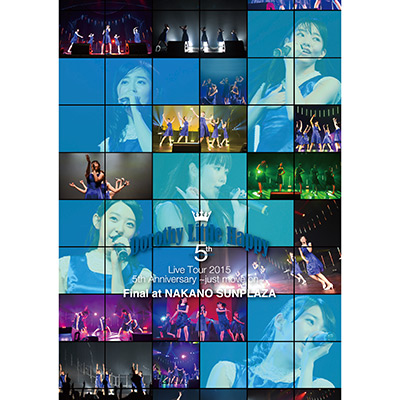 Dorothy Little Happy Live Tour 2015 5th Anniversary ~just move on~ Final at NAKANO SUNPLAZA(DVD)
