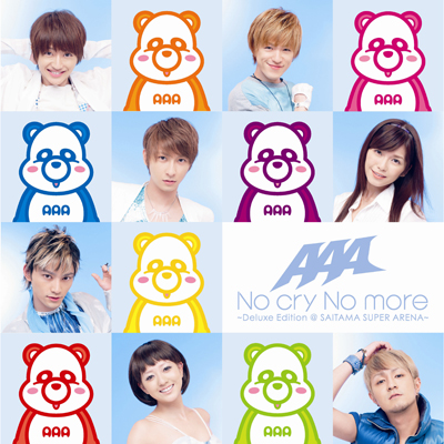 No cry No more ~Deluxe Edition @ SAITAMA SUPER ARENA~