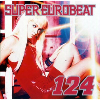 SUPER EUROBEAT VOL.124