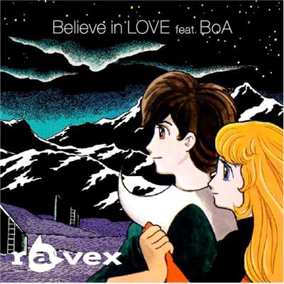 Believe in LOVE feat. BoA