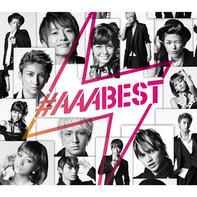 ��AAABEST�iCD+2DVD ver.�j