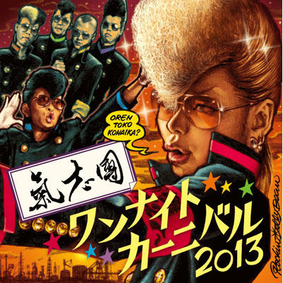 One Night Carnival 2013【CD+DVD】