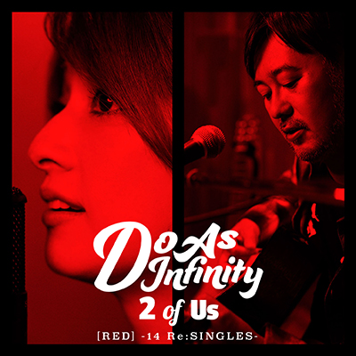 2 of Us [RED] -14 Re:SINGLES-(CD+Blu-ray)