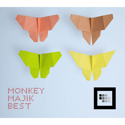 MONKEY MAJIK BEST ~10 Years & Forever~【通常盤】