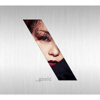 _genic(CDアルバム+DVD)