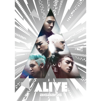 ALIVE【CD+DVD(ドキュメント映像)盤】