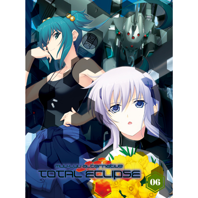 トータル・イクリプス 第6巻 初回限定盤【Blu-ray】