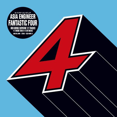 FANTASTIC 4【通常盤】