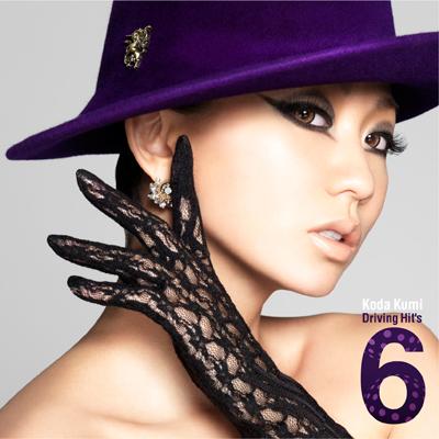 Koda Kumi Driving Hit's 6【CDのみ】