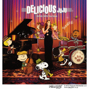 DELICIOUS~JUJU's JAZZ 2nd Dish~(CD)※初回プレス分
