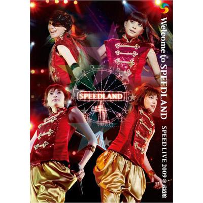 Welcome to SPEEDLAND SPEED LIVE 2009@������ �y�ʏ�Ձz