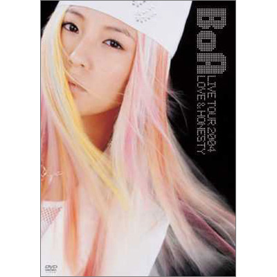 BoA LIVE TOUR 2004-LOVE & HONESTY-