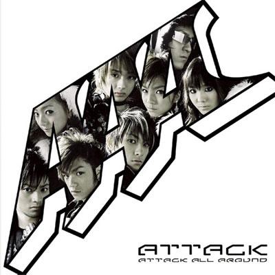 ATTACK【通常盤】