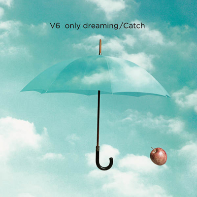 only dreaming/Catch【通常盤】
