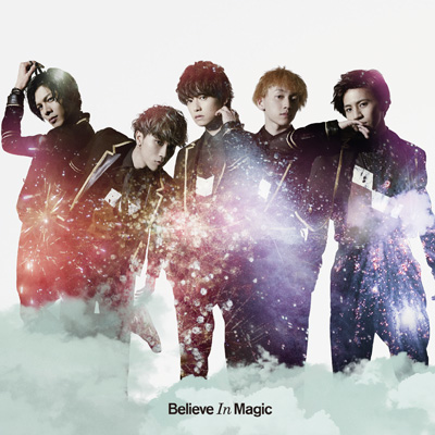 Believe In Magic(CD)