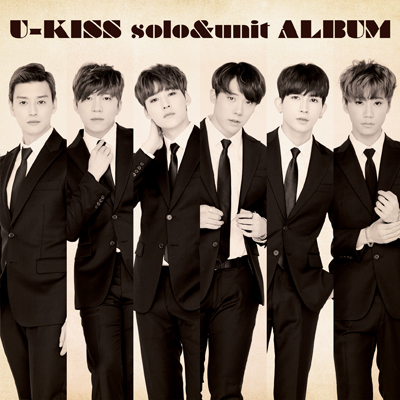U-KISS solo&unit ALBUM(CD+スマプラ)