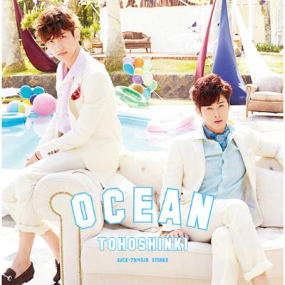 OCEAN(CDシングル+DVD)