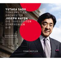 ハイドン:交響曲《朝》《昼》《晩》 (CD)