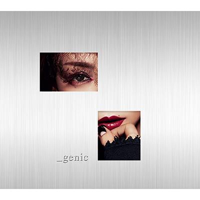_genic(CDアルバム+Blu-ray)