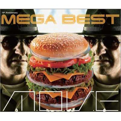 ... anniversary mega best m o v e 0 通常 価格 ¥ 3240 税込 配送
