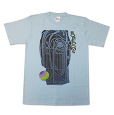 LUCY IN THE SKY WITH DIAMOND RING TOUR記念 BOREDOMS Tシャツ(ライトブルー)