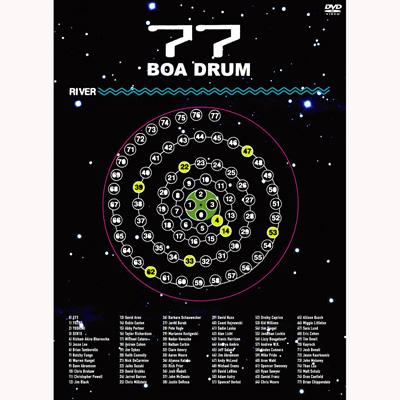 77 BOADRUM -the movie-�y�ʏ�Ձz