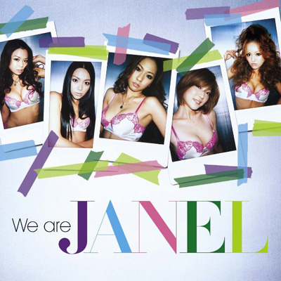 We are JANEL�y�ʏ�Ձz